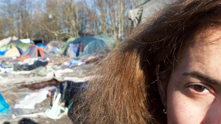 Portret 2 Duinkerke ©Vluchtelingen in Europa