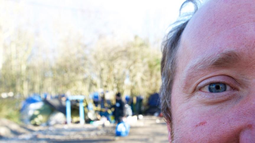 Portret 3 Duinkerke ©Vluchtelingen in Europa