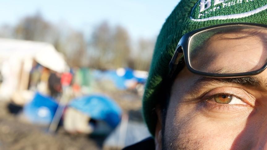 Portret 4 Duinkerke ©Vluchtelingen in Europa