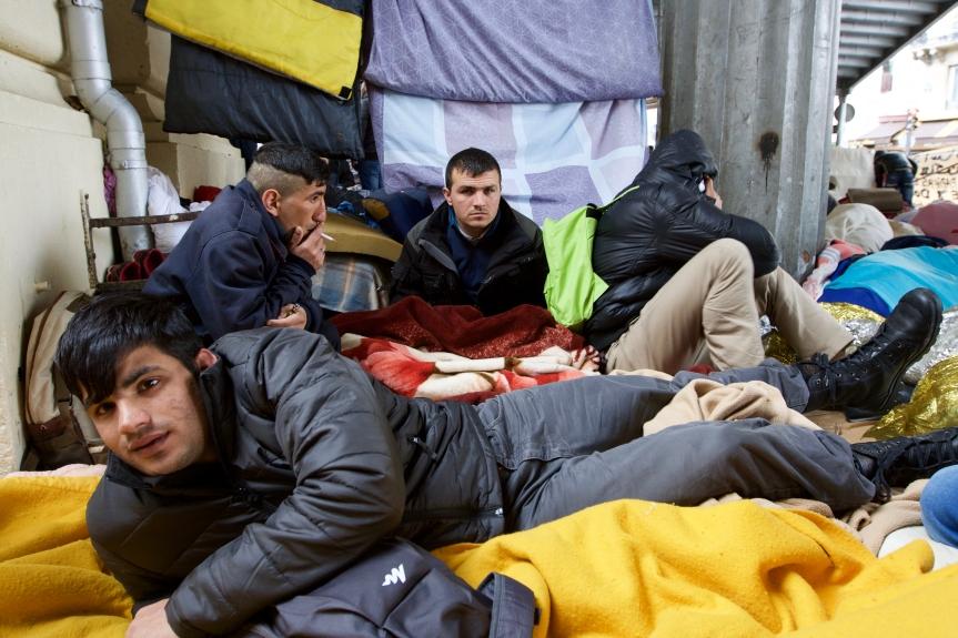 Parijs 4 ©Vluchtelingen in Europa