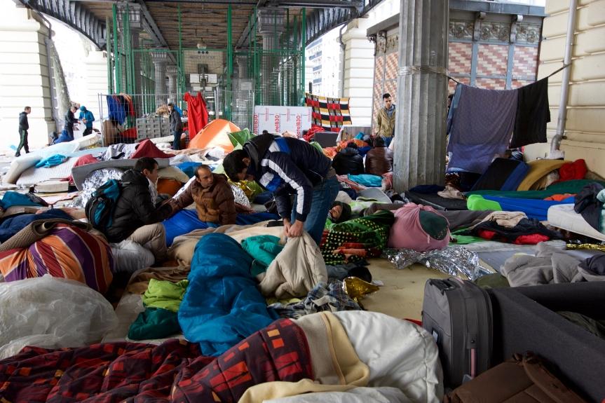 Parijs 5 ©Vluchtelingen in Europa