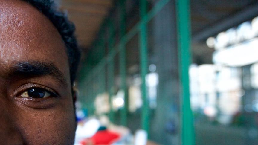Portret 6 Parijs ©Vluchtelingen in Europa