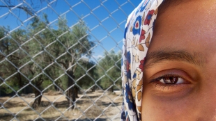 Portret 20 Lesbos ©Vluchtelingen in Europa