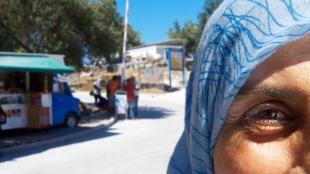 Portret 21 Lesbos ©Vluchtelingen in Europa