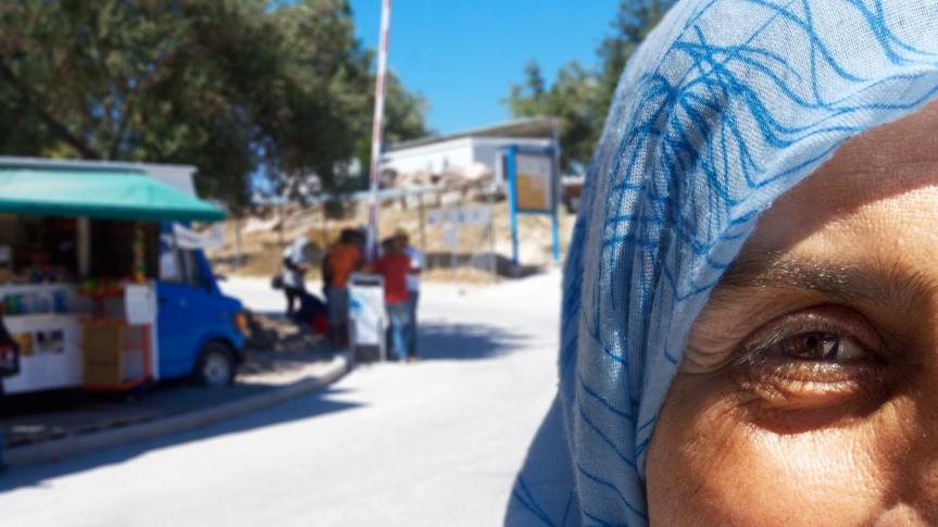 Portret 21- Lesbos ©Vluchtelingen in Europa - 1 (1)