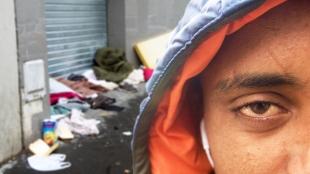 Portret 23 Parijs ©Vluchtelingen in Europa